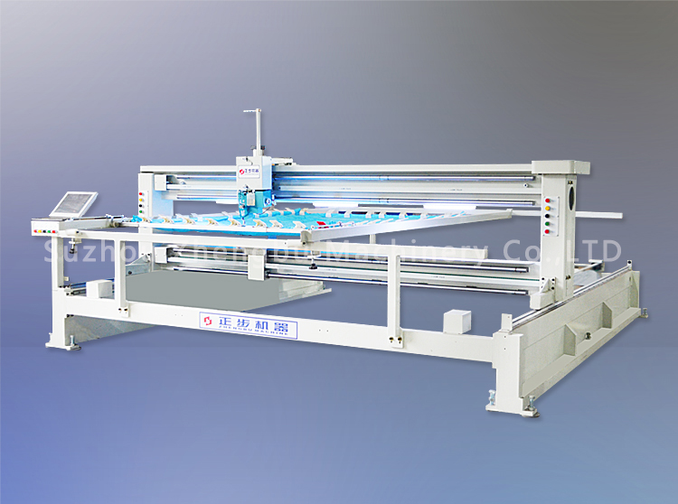 HJ-C Series Computerized Quilting Machine
